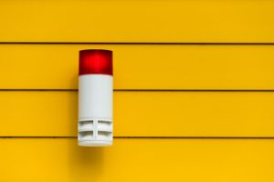 alarmsysteem bedrijf