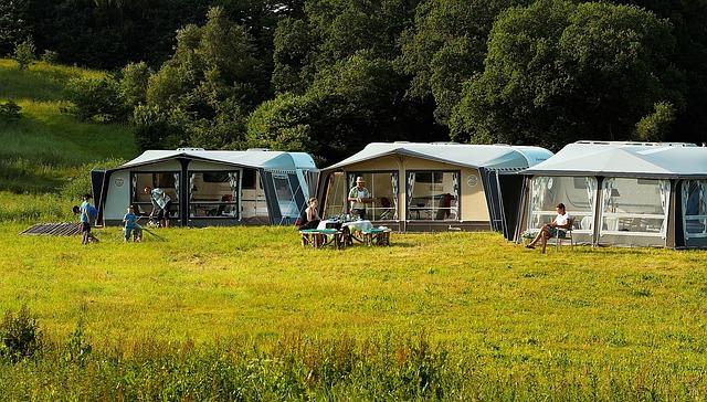 Weet wat je mee moet nemen voor je kampeervakantie!