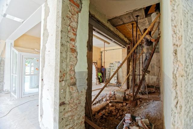 Een oud huis helemaal opknappen